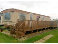 Caravans for hire/rent on kingfisher park fantasy island ingoldmells skegness