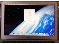 Macbook Air Late 2010 4GB, 256GB SSD, 2.13ghz SL9600