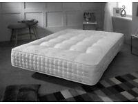 2000 and 4000 Pocket sprung mattress