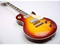 Tokai LS-70 Japanese Love Rock Cherry Sunburst & Hard Case