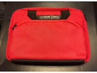 """Laptop or tablet case - 11"""" x 8"""" - with strap"""