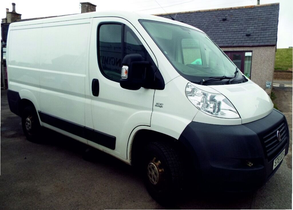 fiat ducato 30 100m multijet | in keith, moray | gumtree