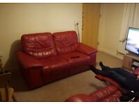 2 recliner sofas cheap! Can be dismantled easily.Need gone ASAP. Hence price £150 each! Or both £250