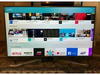 49in Samsung HDR UHD 4K SMART TV WI-FI TV PLUS WARRANTY