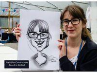 Wedding Caricaturist Caricatures artist