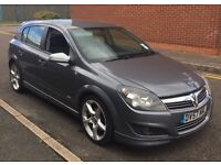 2007 Vauxhall Astra SRI 1.9cdti long mot new clutch
