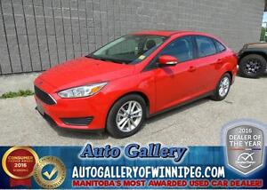 2015 Ford Focus SE *only 4,708 kms!