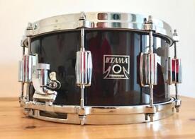 "Tama 14"" x 6.5"" Ltd Ed. Arstar Cordia/Bubinga/Birch Snare Drum"