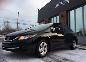 2013 Honda Berline Civic LX !! SIEGES CHAUFFANTS !!