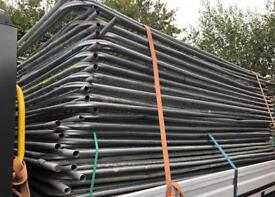 🚧Used Heras Security Fencing Panels