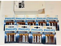 9 Packets of 4 Philips Ultra AA Alkaline Batteries. Philips Best For High Drain Devices.Pls see pics