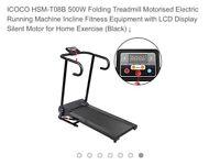 Treadmill ICOCO HSM T08B Brand New In Box