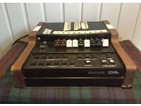 Hammond drawbar Module