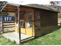 Garden Chalet / Office