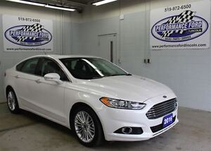 2016 Ford Fusion SE***AWD/NAV/Leather***