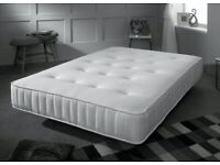 HIGH QUALITY - Memory Foam Mattress, Double, King Size, Single, ORTHOPEDIC, Firm Layer. 12 INCH,
