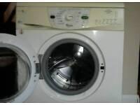 Whirlpool washing machine