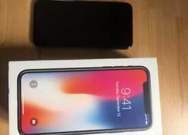 iPhone X 64gb unlocked sim free