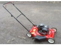 "LARGE 20"" Murray Petrol Lawnmower"