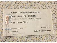 Sean Lock @ Kings Theatre