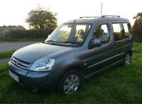 CITROEN BERLINGO 2006 M-S DESIRE 1.6 HDI - 92 BHP - DIESEL - METALLIC BLUE/GREY