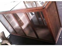 Old Display Case