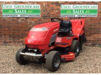 Countax C600H 4Trac 4x4 Ride on Mower