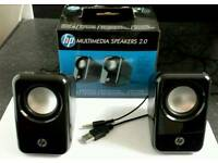 Speakers for PC, Laptop or Tablet as new