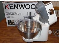Kenwood Prospero KM280 Stand Mixer and Blender
