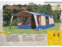 Cabanon Evasion 2 Trailer Tent