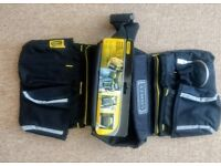 NWT Brand New Stanley 196178 Tool Apron / Belt. Retails £15 Amazon with Amazing Reviews