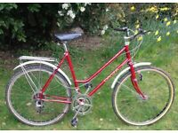 Vintage Morrison Danza Ladies Mountain Bike!