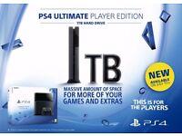 CHEAP PS4 1TB CONSOLE BUNDLE OFFER