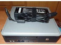 HP 7800 ultra slim desktop computer core2 vPRO CPU