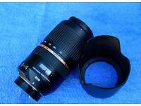 Tamron SP 70-300 VC DI Nikon fit