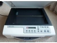Brother DCP-135C Printer, Scanner, Copier All In One Ink Jet