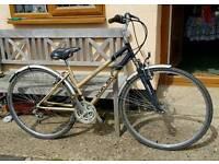 Ladies hybrid cycle