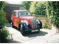 1947 Morris 8 series E for sale