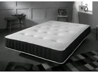 King size mattress with memory foam