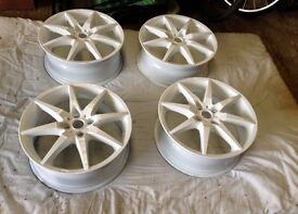 "17"" Alloy Wheels For Sale"