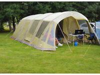 Vango Inspire 6 Birth Inflatable Tent - 2014
