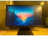 AOC 27E1H 27inch; IPS LCD Full HD (1920x1080) monitor (VGA, HDMI) - Black