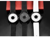 Reverse Watch - 2017 Trends - Unique Design