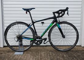 36a61a68da1 New Giant Contend SL 2 Road Bike RRP £850 + Receipt not cube specialized  felt