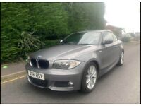 BMW 1 Series M Sport 2012 New Shape Coupe , Only 1 Previous Owner, £30 Yearly Road Tax