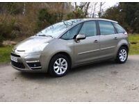 2011 Citroen C4 Picasso 1.6 HDI VTR+ Automatic Low Mileage Great Family Car