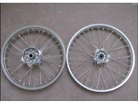 Crf 250 wheels