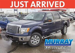 2012 Ford F-150 XLT | 4x4 | Bluetooth | Tow Package |
