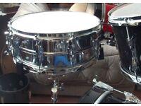 Vintage Beverley Snare Drum