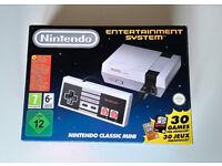 Nintendo Mini Nes Classic BNIB